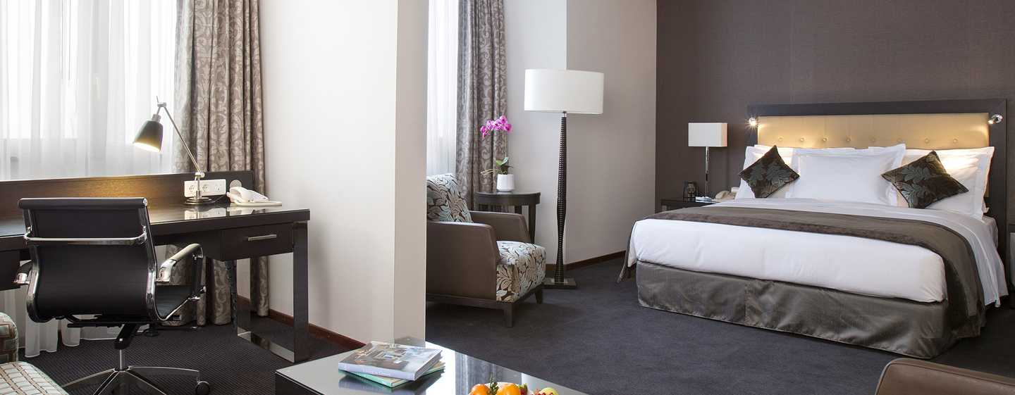 DoubleTree by Hilton Luxembourg, Luxemburg – Junior Suite