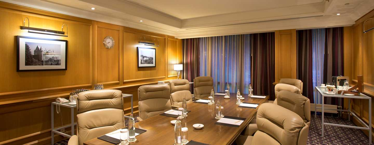 DoubleTree by Hilton Luxembourg, Luxemburg– Salon Luxembourg