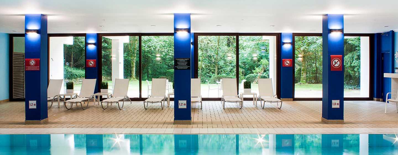 DoubleTree by Hilton Luxembourg, Luxemburg– Innenpool