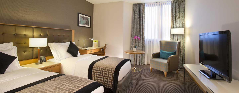 DoubleTree by Hilton Luxembourg, Luxemburg– Standard Zweibettzimmer