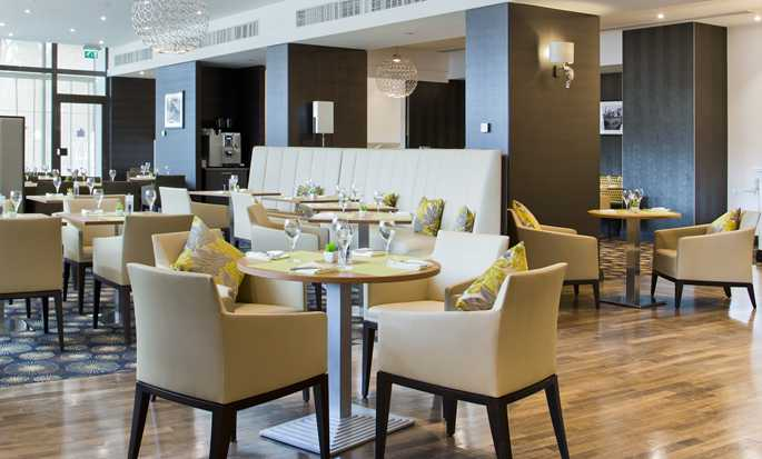 DoubleTree by Hilton Luxembourg, Luxemburg – Abendessen