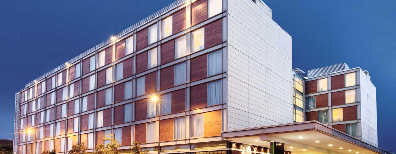 Doubletree by Hilton Milan Hotel, Italien – Außenbereich des Hotels