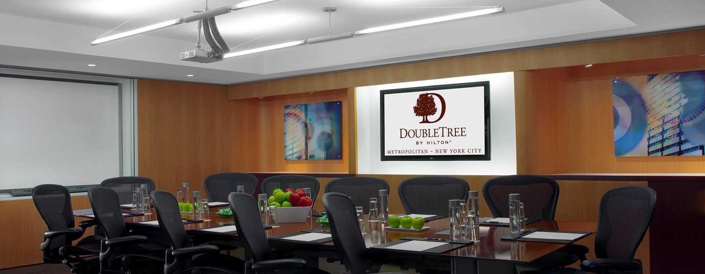 Hotel DoubleTree by Hilton Metropolitan– New York City, NY– Meetingraum