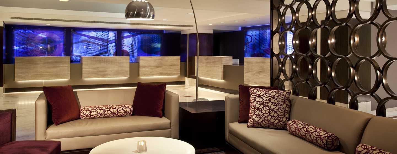 Hotel DoubleTree by Hilton Metropolitan– New York City, NY– Lobby