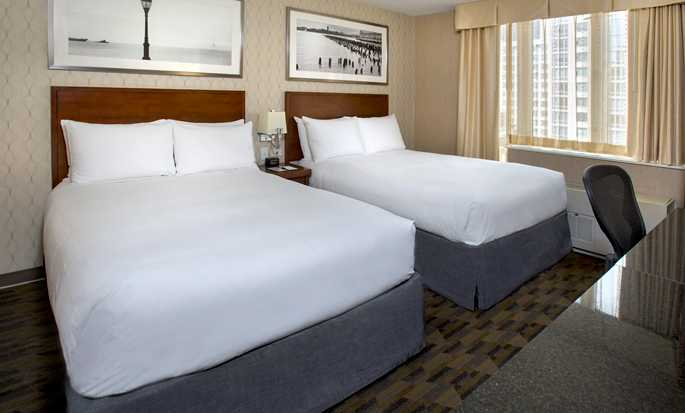 DoubleTree by Hilton Hotel New York - Double Room