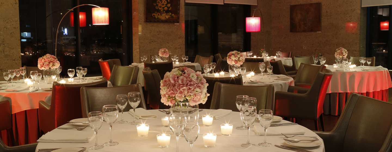 Doubletree By Hilton Novosibirsk Hotel, Russland– Restaurant Paris