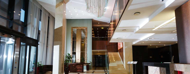 Doubletree By Hilton Novosibirsk Hotel, Russland– Empfangsbereich