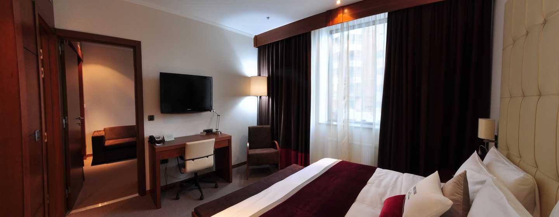 Doubletree By Hilton Novosibirsk Hotel, Russland– Zimmer der Suite
