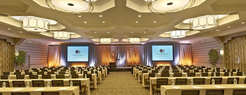 DoubleTree by Hilton Hotel Philadelphia Center City, Pennsylvania, USA– Veranstaltungsraum Ballsaal