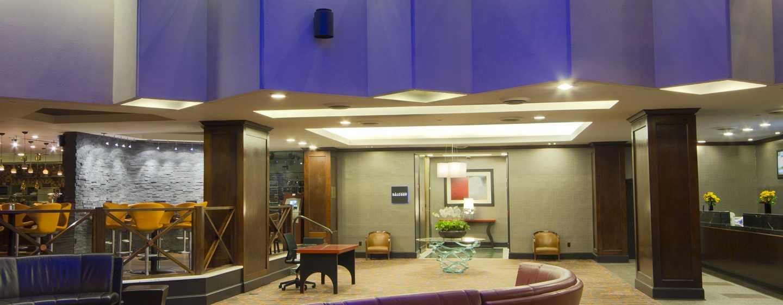 DoubleTree by Hilton Hotel Philadelphia Center City, Pennsylvania, USA– Hotel-Lobby