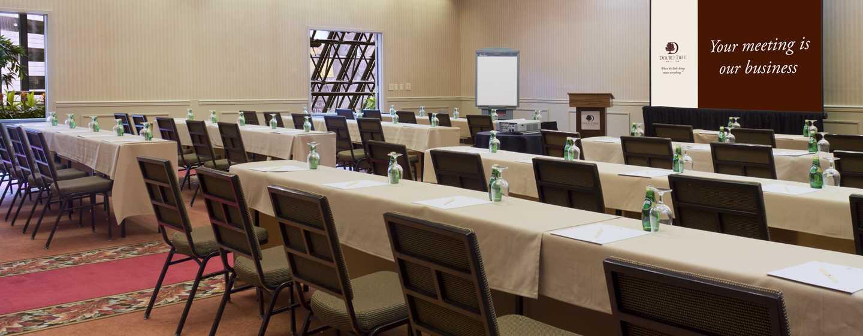 DoubleTree by Hilton Hotel Philadelphia Center City, Pennsylvania, USA– Meetingraum Aria