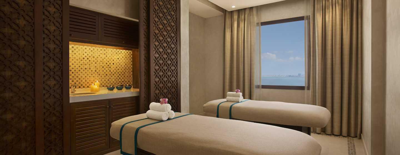 DoubleTree by Hilton Resort & Spa Marjan Island, Ras Al Khaimah, VAE – eforea: spa