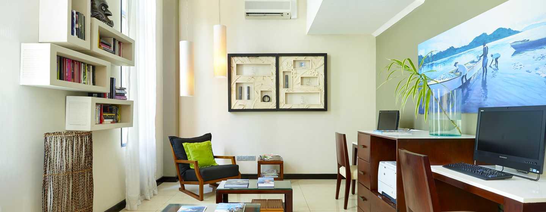 DoubleTree Resort & Spa by Hilton Hotel Seychelles– Allamanda, Seychellen– Business Center