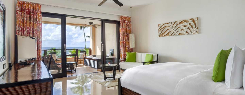 DoubleTree Resort & Spa by Hilton Hotel Seychelles– Allamanda, Seychellen– Deluxe Zimmer