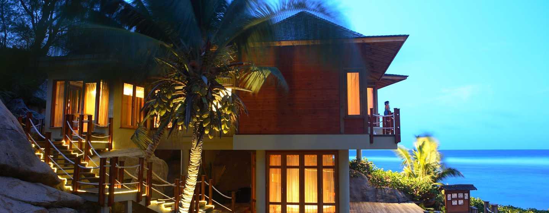 DoubleTree Resort & Spa by Hilton Hotel Seychelles– Allamanda, Seychellen– Spa