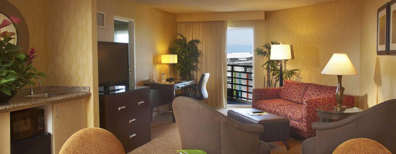 DoubleTree Suites by Hilton Hotel Santa Monica, Kalifornien, USA– Executive Suite des Hotels