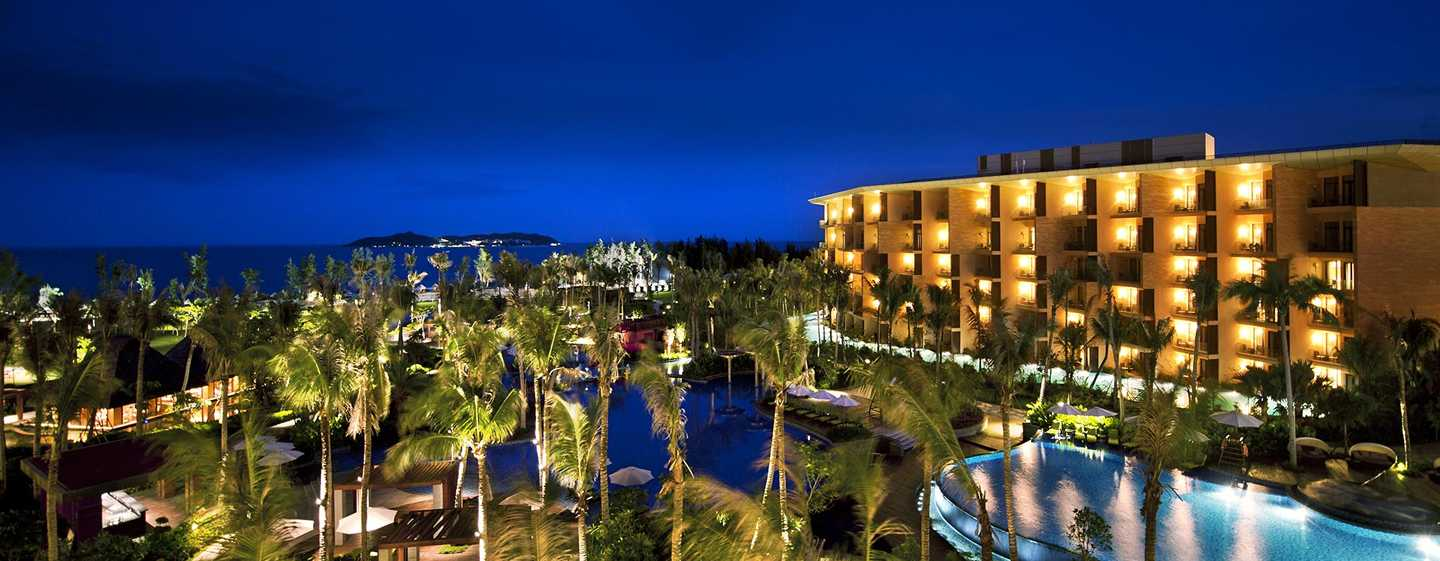 DoubleTree Resort by Hilton Hotel Sanya Haitang Bay, China – Resortüberblick