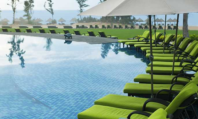 DoubleTree Resort by Hilton Hotel Sanya Haitang Bay, China – Swimmingpool