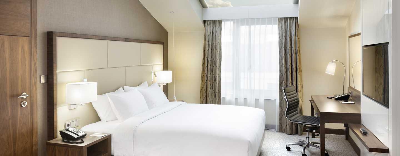Für Gäste mit Einschränkungen bieten wir barrierefreie Zimmer an