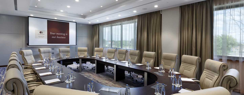 DoubleTree by Hilton Hotel& Conference Centre Warsaw, Polen – Boardroom