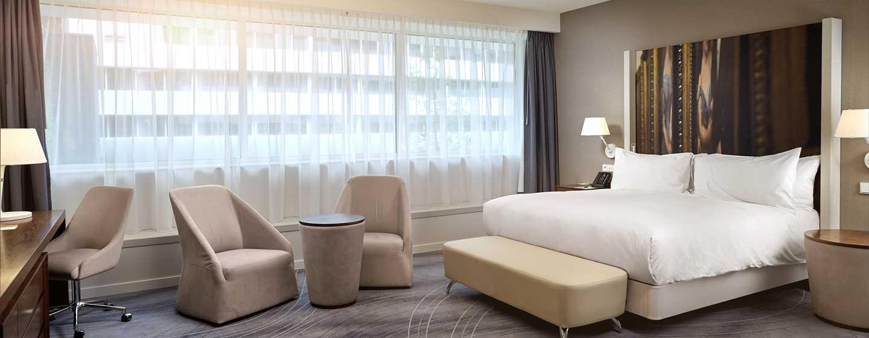DoubleTree by Hilton Hotel Wroclaw, Polen– Barrierefreies Zimmer