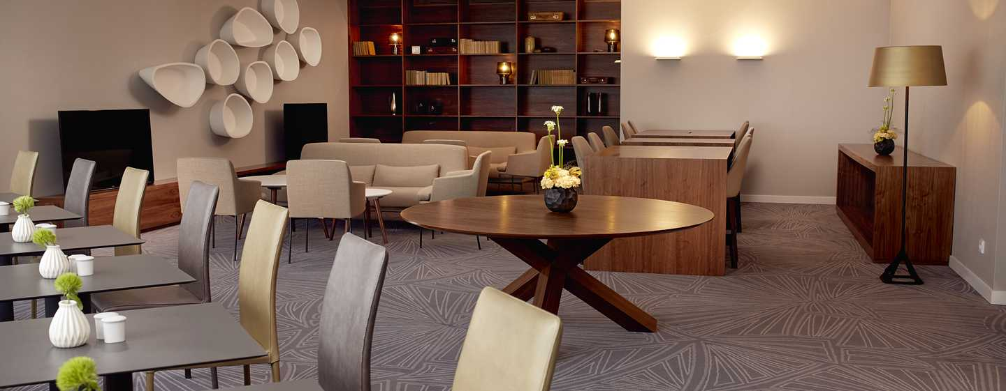 DoubleTree by Hilton Hotel Wroclaw, Polen– Executive Lounge