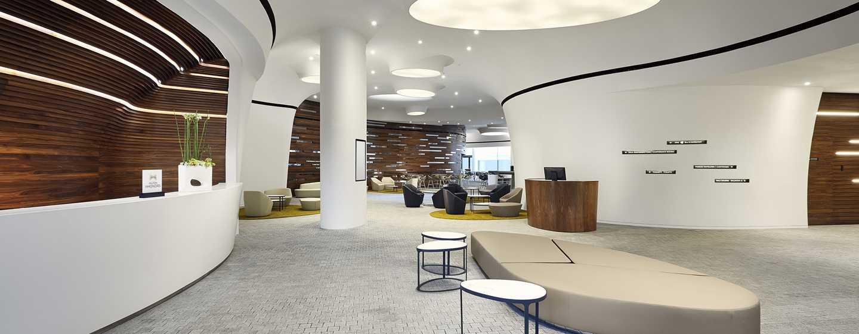 DoubleTree by Hilton Wroclaw, Polen – Lobby