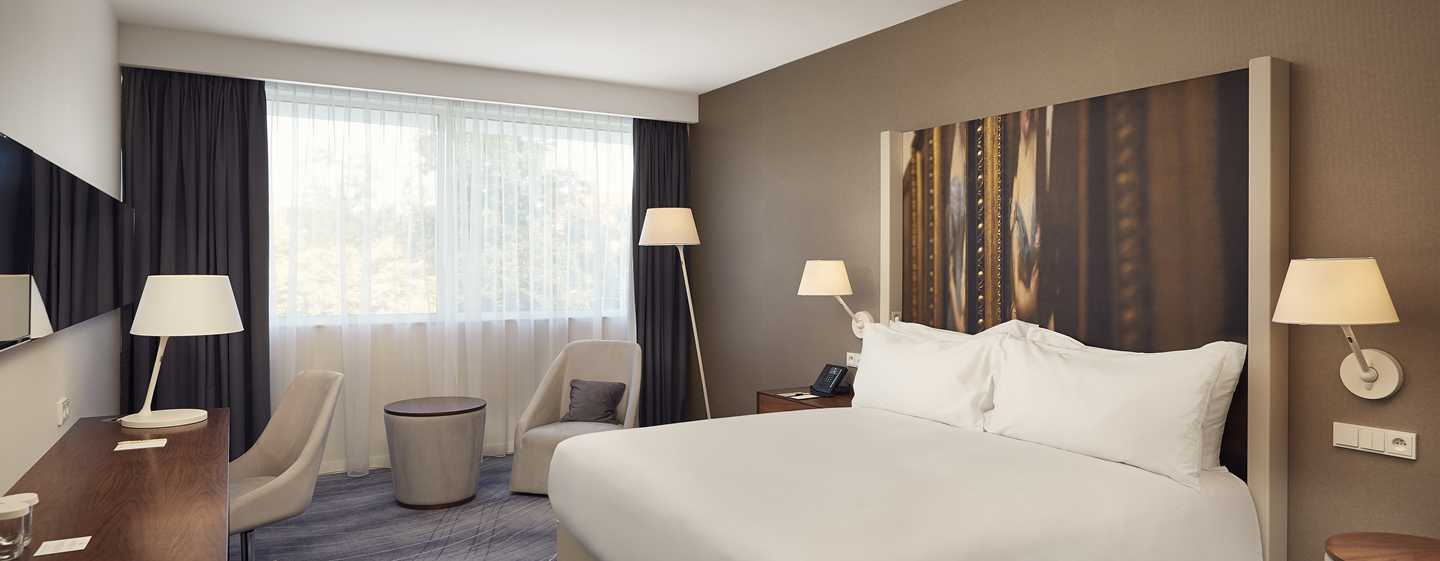 DoubleTree by Hilton Hotel Wroclaw, Polen– Executive Zimmer