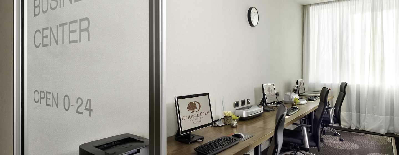 Erledigen Sie Geschäftliches ganz ungestört im Business Center