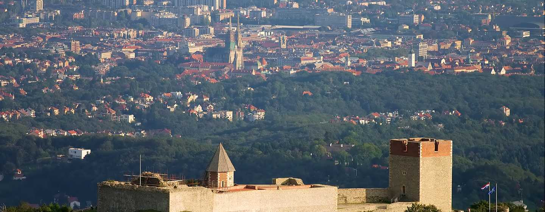 Entdecken Sie die Sehenswürdigkeiten der schönen Stadt Zagreb