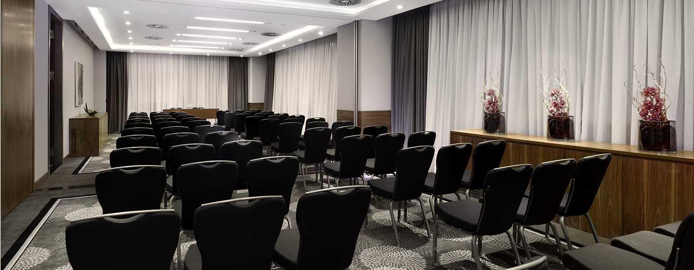 Im Hotel stehen Ihnen 6 Meetingräume zur Auswahl
