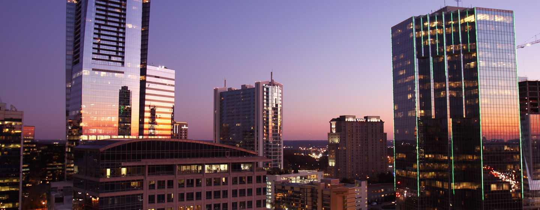 Embassy Suites Atlanta – Buckhead Hotel – Außenbereich