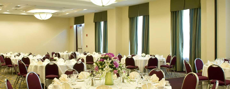 Embassy Suites Boston – at Logan Airport Hotel, Massachusetts, USA– Ballsaal Mystic
