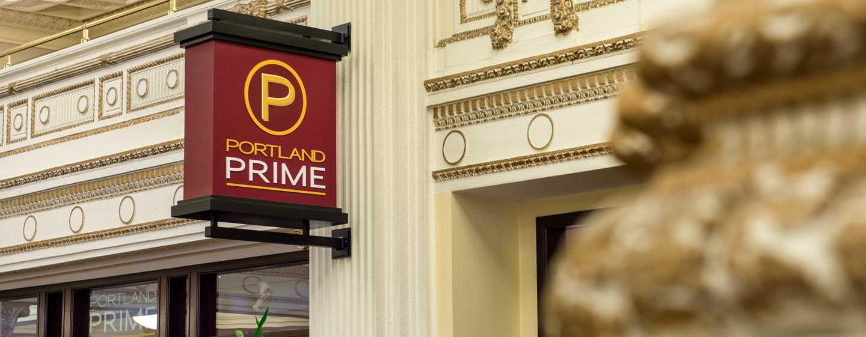 Embassy Suites by Hilton Portland Downtown, Oregon – Restaurant Portland Prime