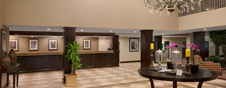 Embassy Suites Philadelphia – Airport Hotel, Pennsylvania, USA– Lobby
