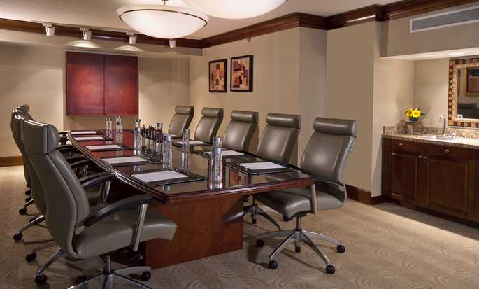 Embassy Suites by Hilton Sacramento Riverfront Promenade, USA – Boardroom