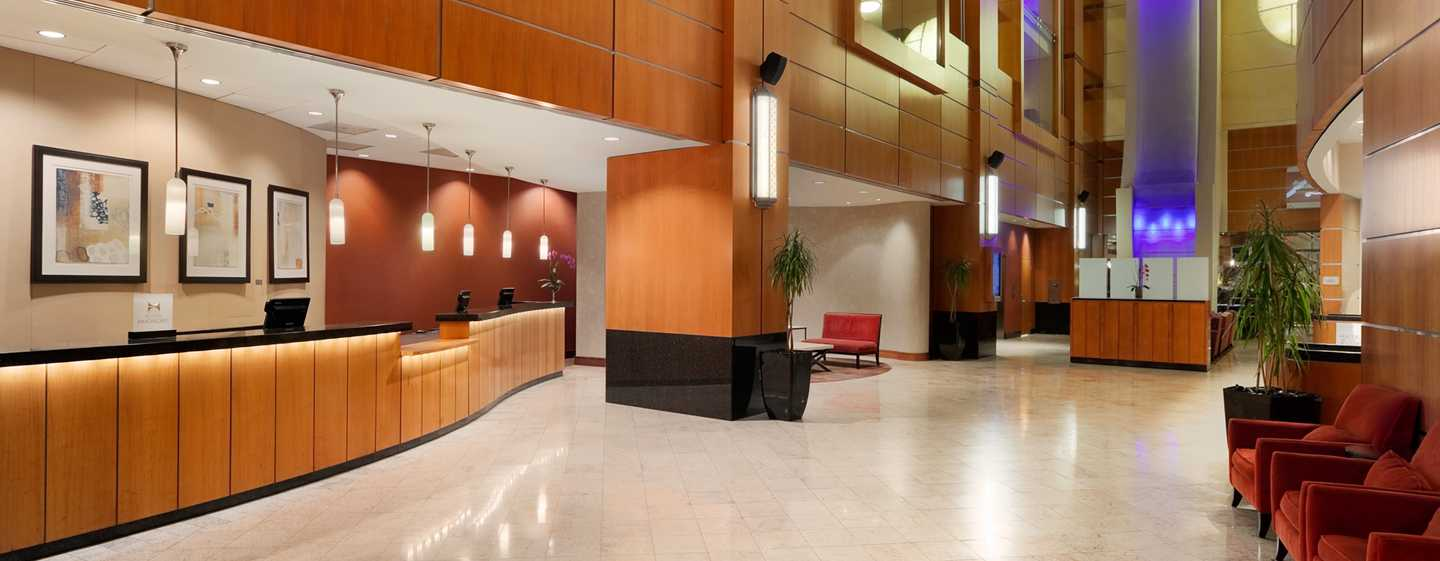 Embassy Suites Washington D.C. – Convention Center hotel - Lobby