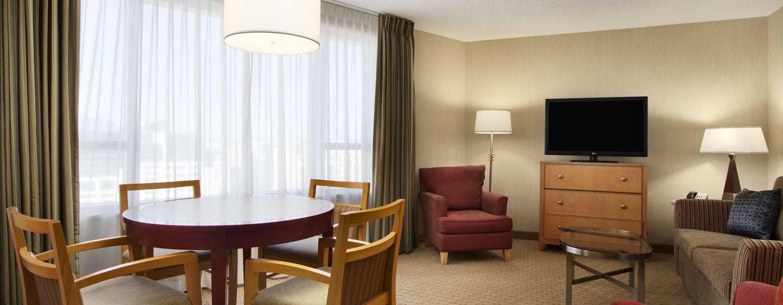 Embassy Suites Washington D.C. – Convention Center hotel - Wohnzimmer