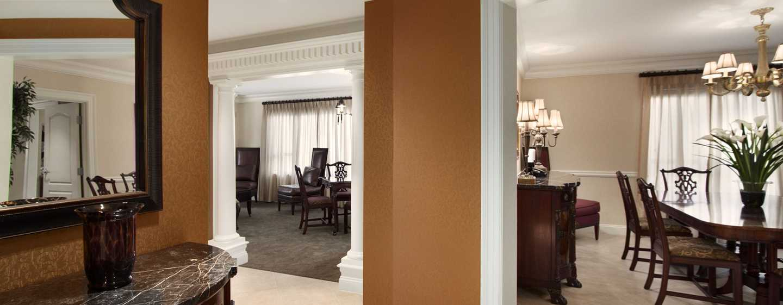 Embassy Suites Washington D.C. – Convention Center hotel - Präsidenten Suite