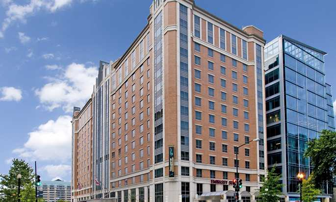 Embassy Suites Washington D.C. Convention Center hotel - Aussenansicht