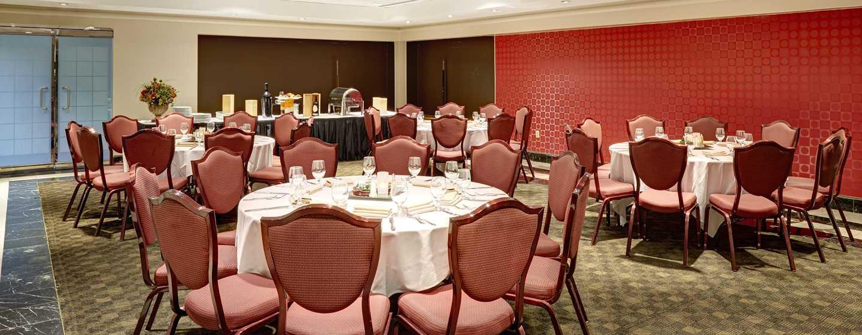 Embassy Suites by Hilton Washington DC Georgetown Hotel, USA– Meetingraum