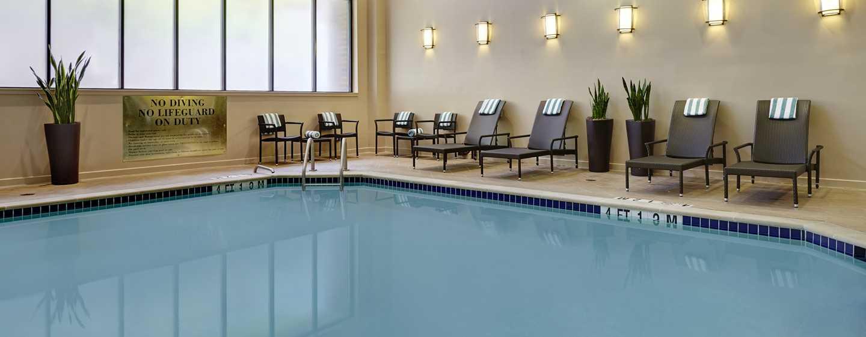 Embassy Suites by Hilton Washington DC Georgetown Hotel, USA– Innenpool