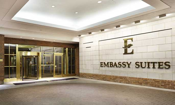 Embassy Suites by Hilton Washington DC Georgetown Hotel, USA – Hotellobby