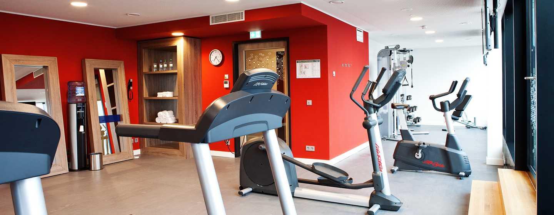 Hampton by Hilton Aachen Tivoli Hotel, Deutschland– Fitnesscenter