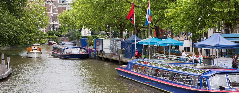 Hampton by Hilton Amsterdam Centre East Hotel, Niederlande– Bootstour durch die Grachten