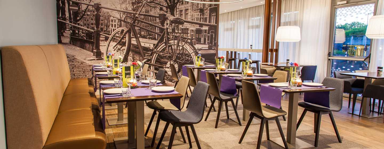 Hampton by Hilton Amsterdam Centre East Hotel, Niederlande– Restaurants