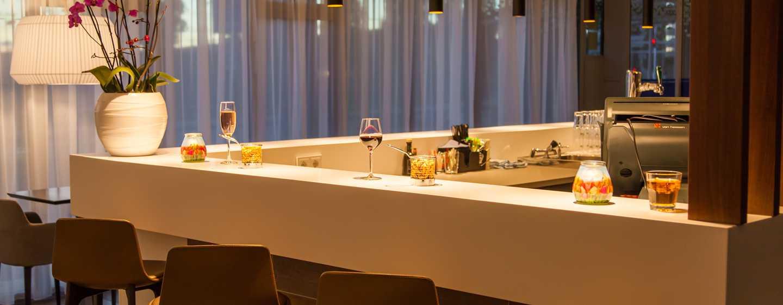 Hampton by Hilton Amsterdam Centre East Hotel, Niederlande– Hotelbar