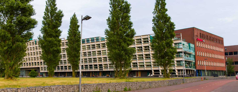 Hampton by Hilton Amsterdam Centre East Hotel, Niederlande– Außenbereich des Hotels