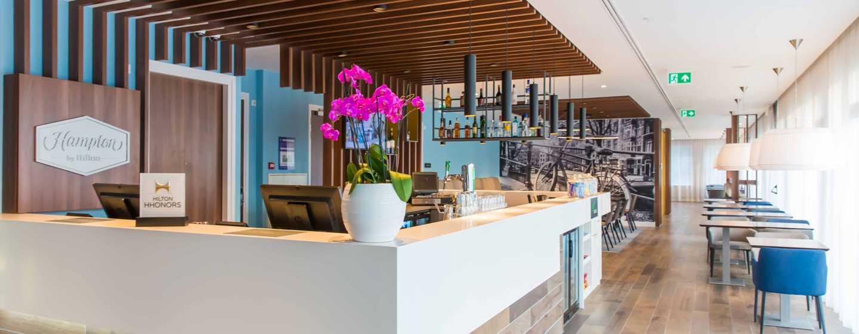 Hampton by Hilton Amsterdam Centre East Hotel, Niederlande– Empfang