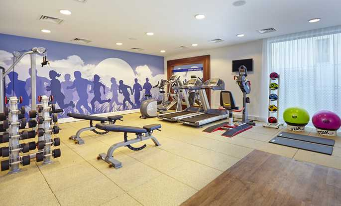 Hampton by Hilton Berlin City East Side Gallery Hotel, Deutschland – Fitnesscenter